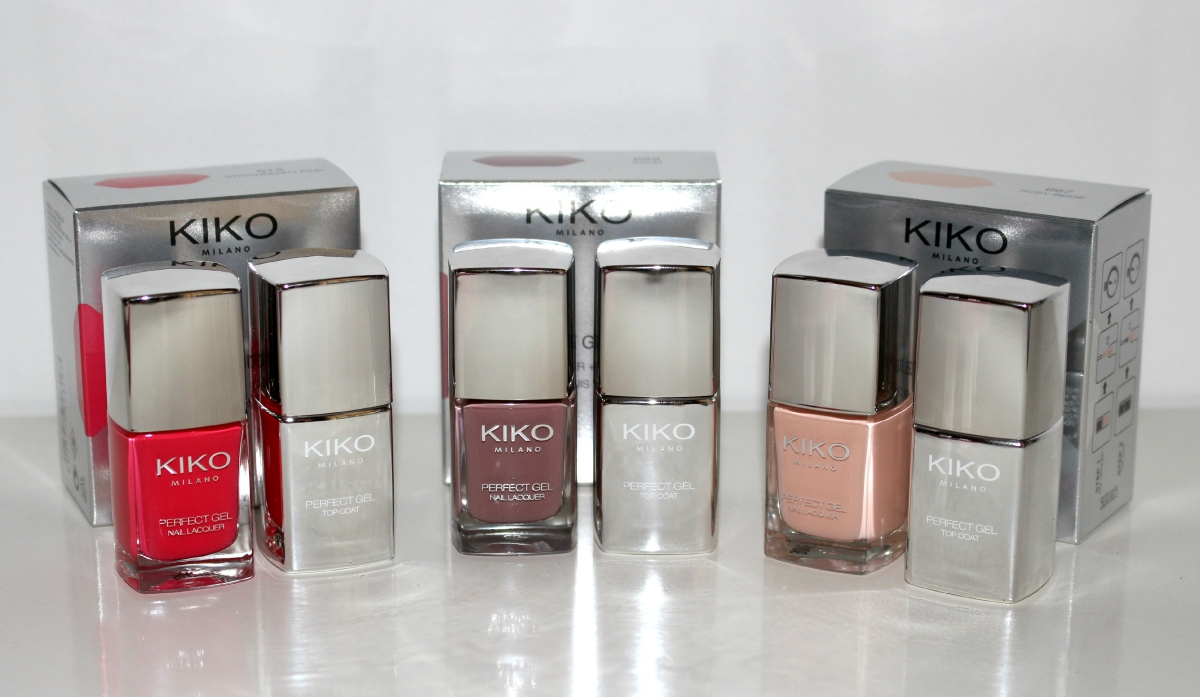 Kiko Milano ♡ Perfect gel duo || Nail Care routine, applicazione e review