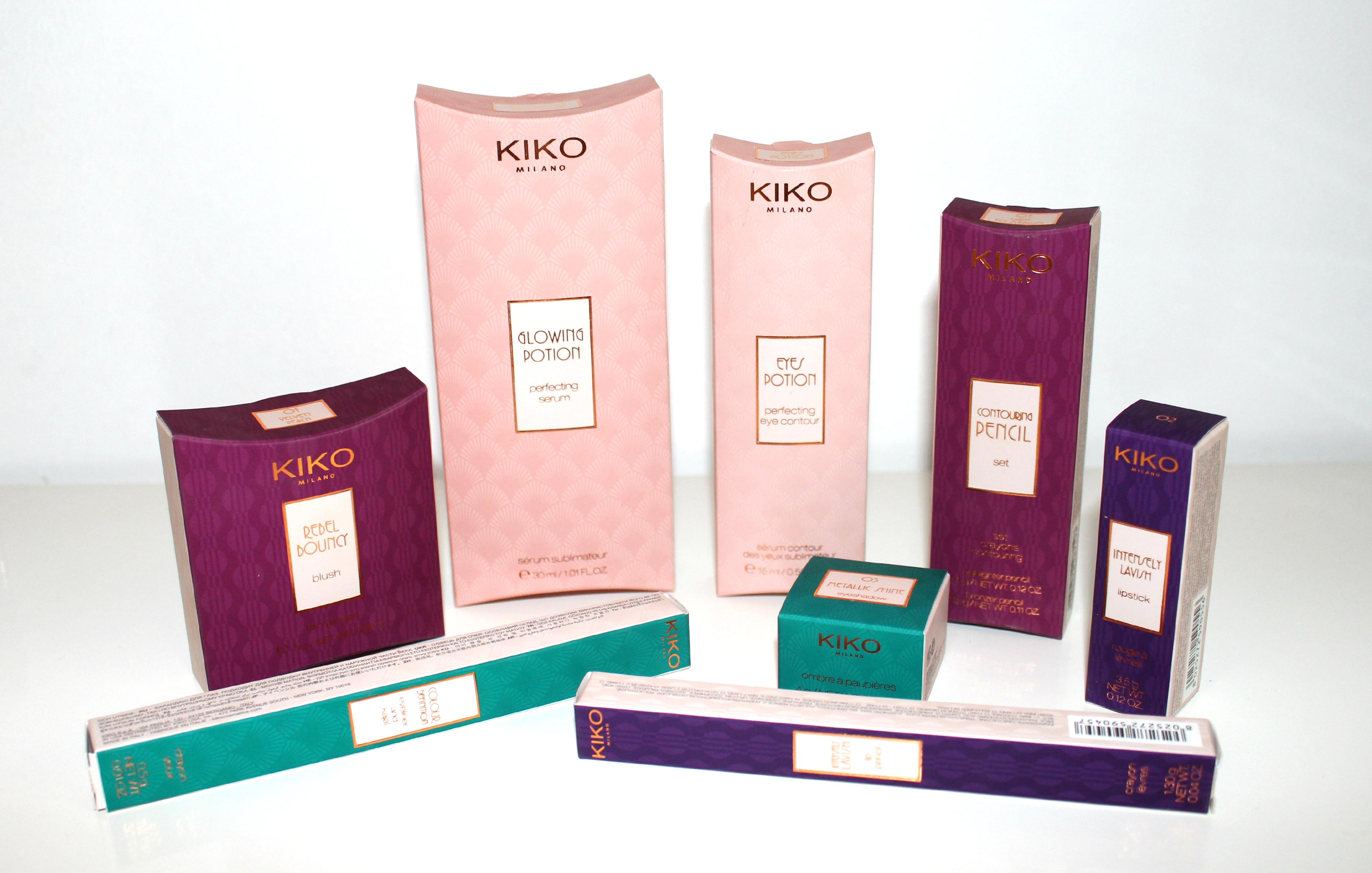 Illuminante viso kiko: make up gli illuminanti un tocco flash al