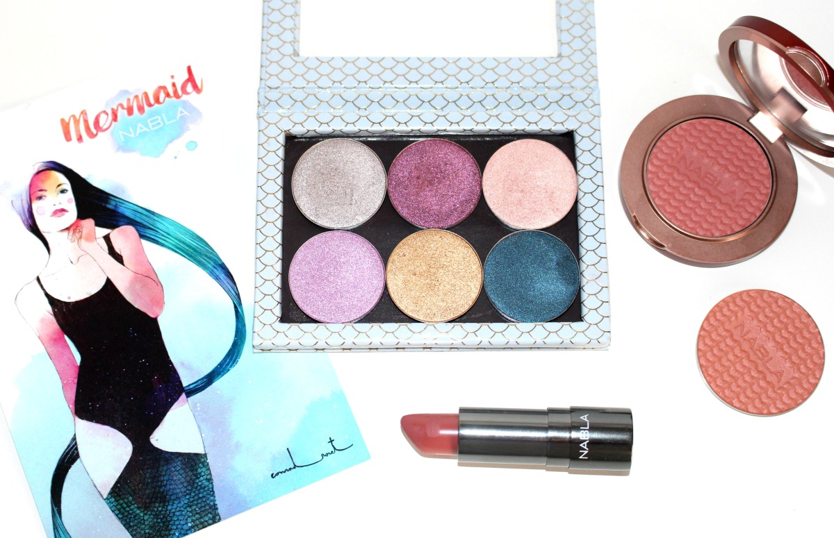 Mermaid Collection di Nabla | Review, swatches e foto