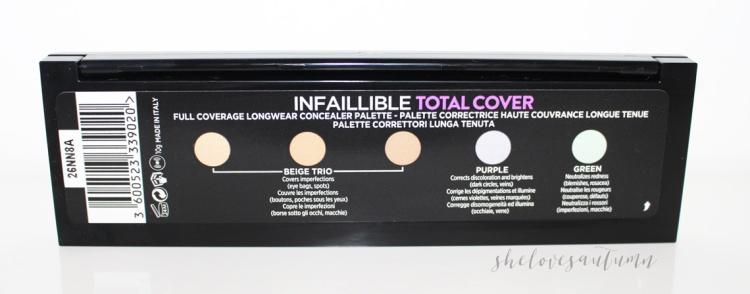 infaillible-total-cover-l'oreal-concealer-palette-retro